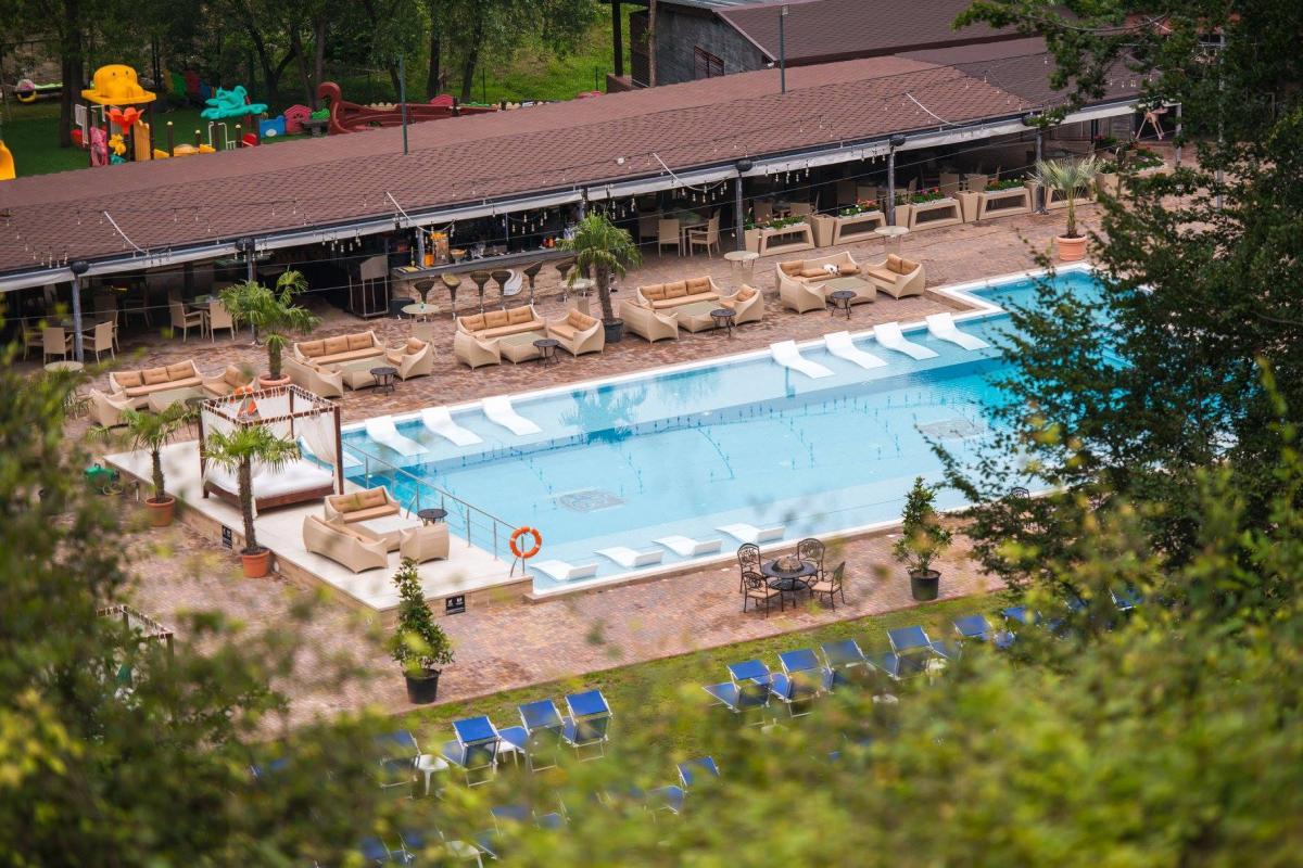 Hotel Dambu Morii Timisul de Jos 4