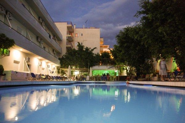 Hotel Porto Plaza Heraklion 3