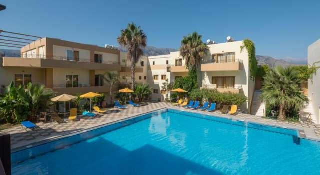 Hotel Kavros Garden Chania 2