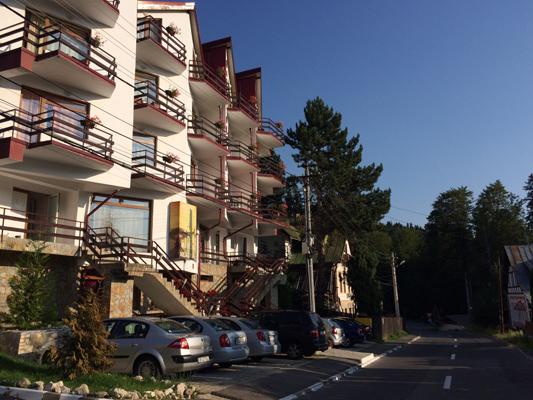 Hotel Marea Neagra Sinaia 2