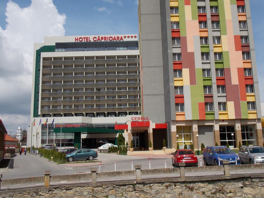Hotel Caprioara Covasna 1