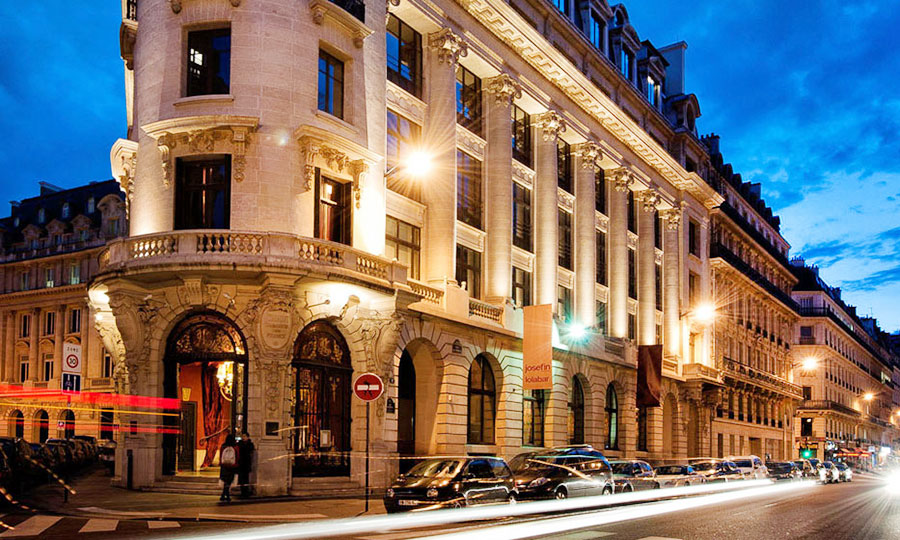 Hotel Banke Paris 6