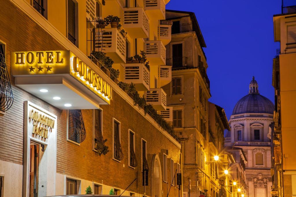 Hotel Colosseum Roma 2