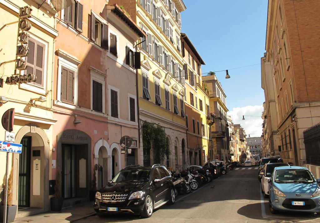 Hotel Apollo Roma 2
