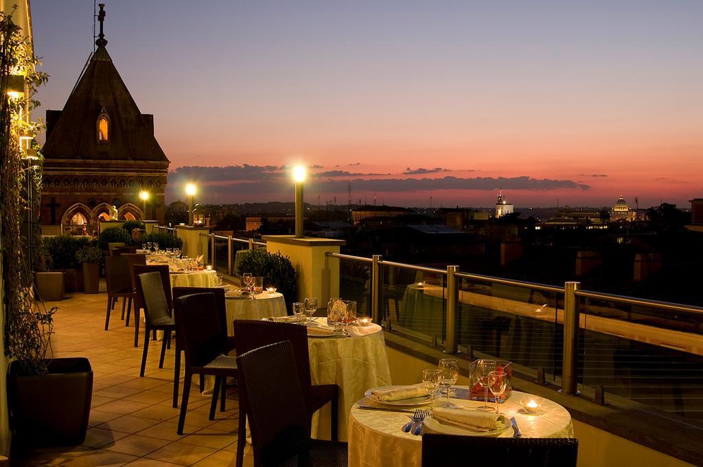 Hotel Le Griffe Roma 6
