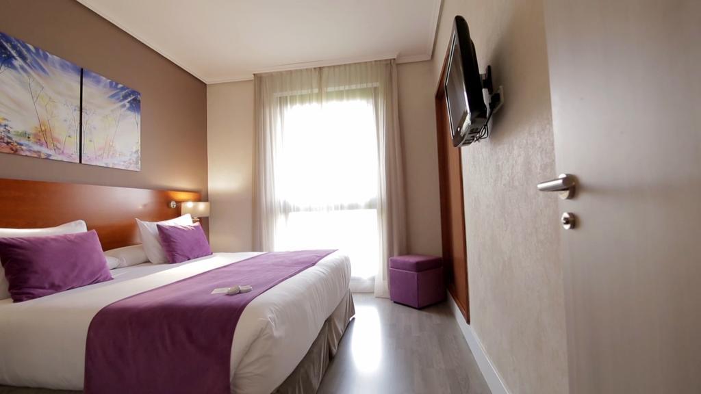 Hotel Puerta de Toledo Madrid 4
