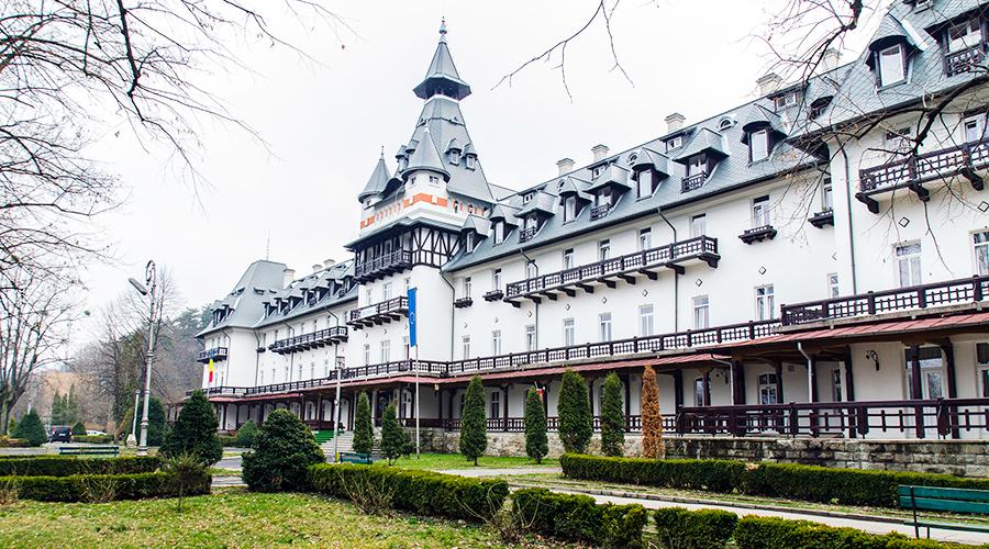 Hotel Central Calimanesti-Caciulata 4