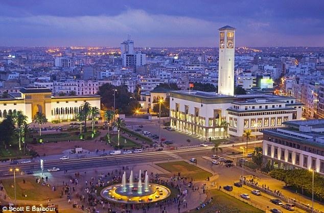 Hotel Nenominalizat Rabat 2