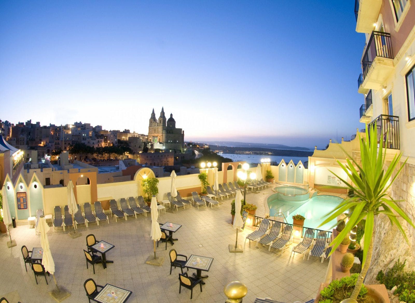 Hotel Pergola Valleta 2