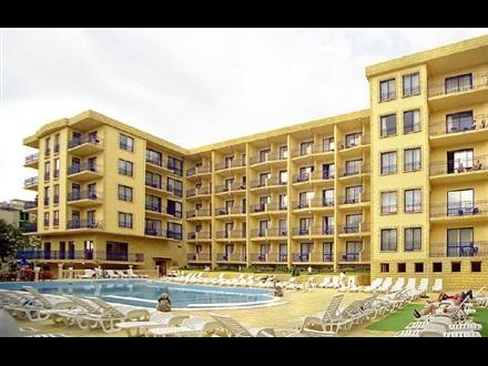 Hotel Dana Palace Nisipurile de Aur 1