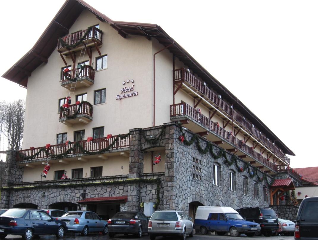 Hotel Rozmarin Predeal 1