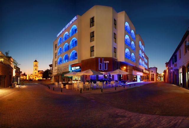 Hotel Livadhiotis Boutique Larnaca 4