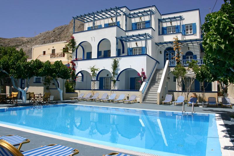 Hotel Artemis Karterados 4