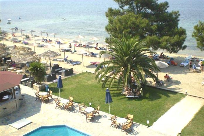 Hotel Rachoni Bay Resort Skala Rachoni 5