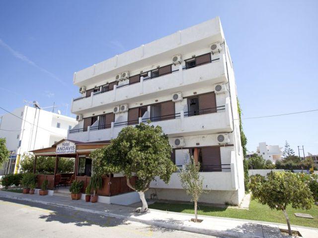 Hotel ANDAVIS Kos Town 3