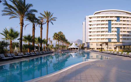 Hotel Porto Bello Resort & Spa Konyaalti Antalya