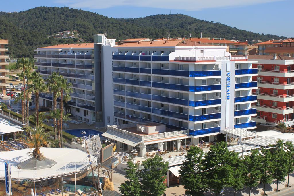 Hotel Riviera Barcelona 4