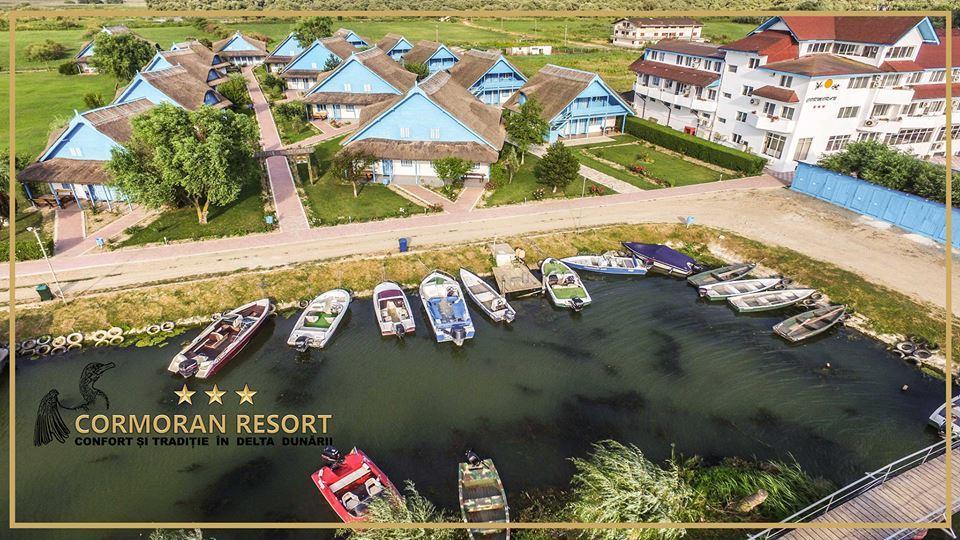 Complex turistic Cormoran Resort Uzlina 4