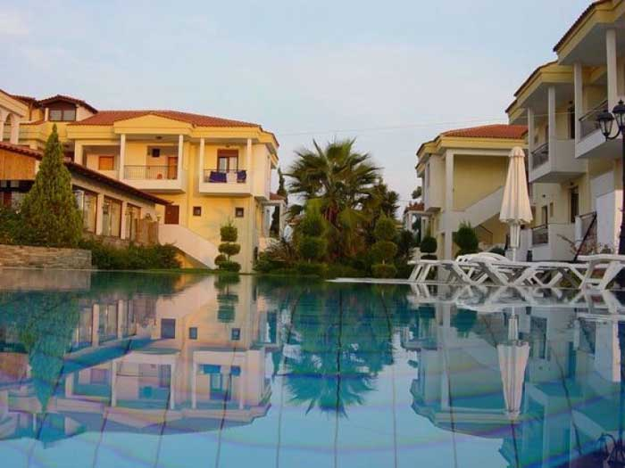 Hotel LILY ANN VILLAGE Nikiti 4