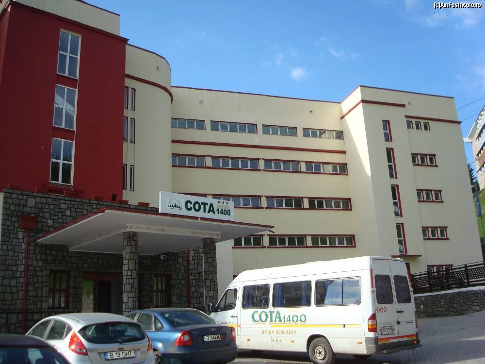 Hotel Cota 1400 Sinaia 1