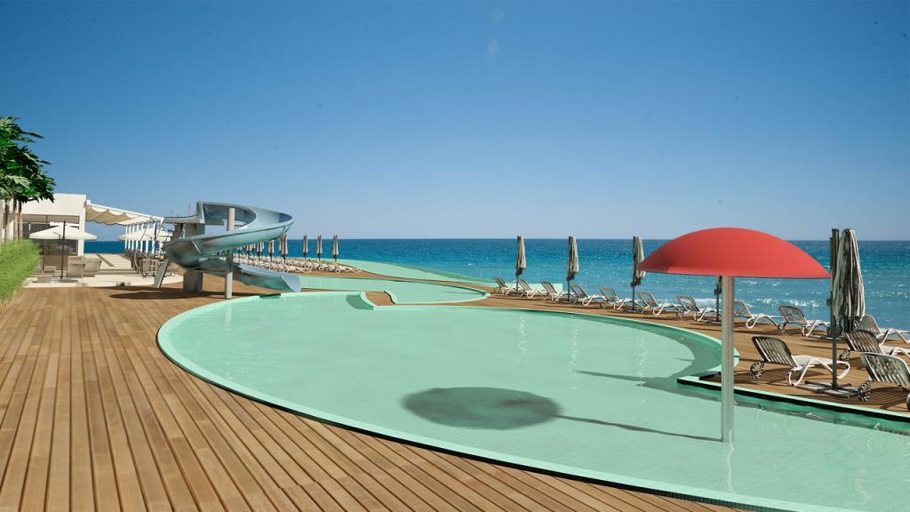 Hotel Mera Onix Cap Aurora 3