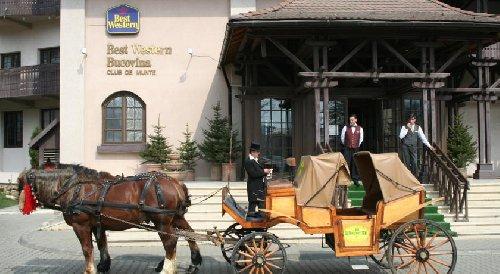 Hotel Best Western Bucovina Gura Humorului 5