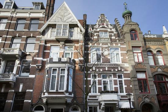 Hotel Quentin England Amsterdam