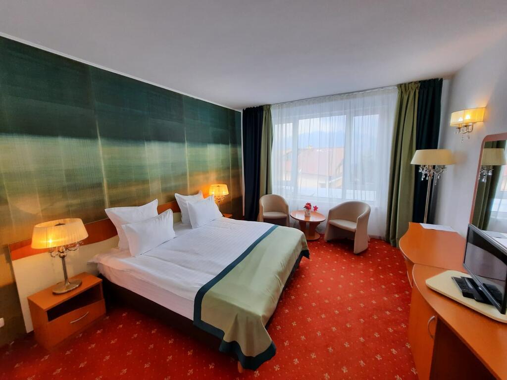 Hotel Atrium Panoramic Spa Predeal 2