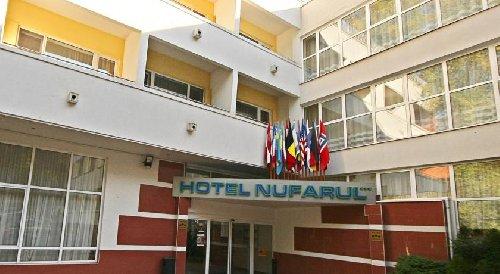 Hotel Nufarul Baile Felix 4