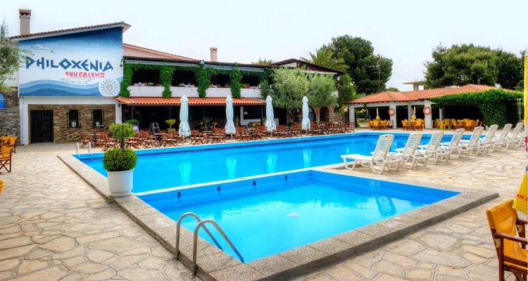 Hotel Philoxenia Bungalows Psakoudia 3