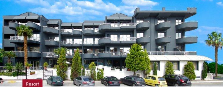 Hotel Mediterranean Resort Paralia Katerini 1
