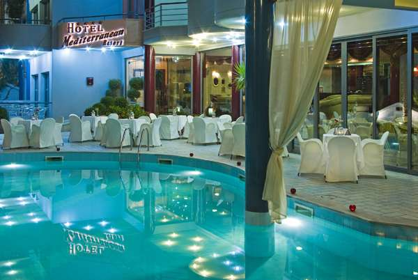 Hotel Mediterranean Resort Paralia Katerini 4