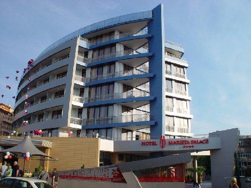 Hotel MARIETA PALACE Nessebar 5