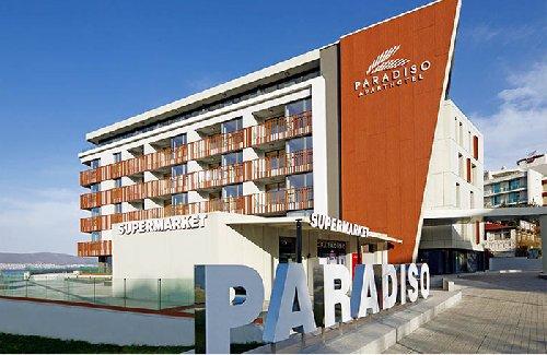 Hotel PARADISO APARTMENTS Nessebar 4