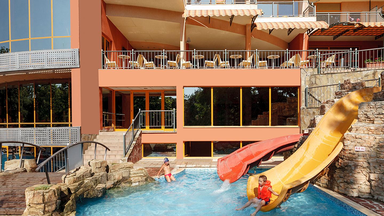 Hotel Atlas Nisipurile de Aur 2