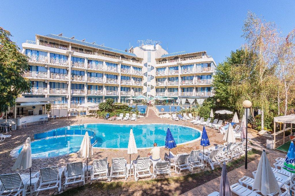 Hotel AQUAMARINE Sunny Beach 5