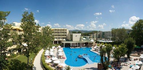 Hotel DAS CLUB HOTEL (RODOPI / ZVETE / FLORA PARK) Sunny Beach 5